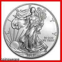 2013 BU 1 OZ SILVER AMERICAN EAGLE-- SAVE---SAVE---ONLY $24.99--- ONLY A FEW