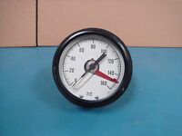 Marshalltown 84032 Two Dial Used Pressure Gauge