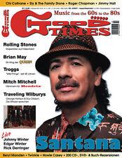 GoodTimes 4-2007 - Carlos Santana, Stones, Brian May, Troggs, Chi Coltrane ...