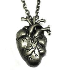 Gothic Anatomical Pendant Nacklace