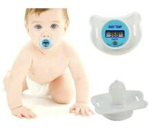 NUOVO Digitale manichino Soother CIUCCIO BABY BAMBINO CHILD orale TERMOMETRO PORTATILE
