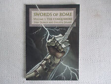 2005 Swords Of Rome Vol 1:The Conquerors Jean Dufaux IBooks 1st ed softcover NM-