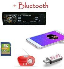 Autoradio FM Stereo Auto Lettore Mp3 USB SD Card Ingresso AUX Radio Gt1046