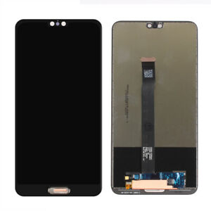 OEM For Huawei P20 Black LCD Display Touch Screen Digitizer Assembly Replacement