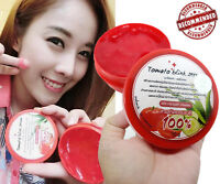 TOMATO SOOTHING GEL MASK REDUCE DARK SPOT /HYDRATE MOISTURE 100% NATURAL 50 ML.