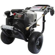 Simpson MegaShot 3100 PSI (Gas-Cold Water) Pressure Washer w/ Honda Engine