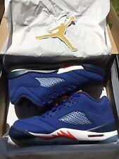 Nike Air Jordan Retro V 5 Low Knicks Cavs Brand New 100% Authentic 5.5Y