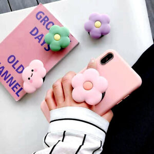 Cute Mobile Phone Holder Pop Popup Socket Phone Holding Ring