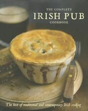 NEW The Complete Irish Pub Cookbook by Parragon Books