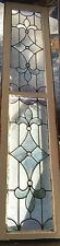 antique stained glass sidelight