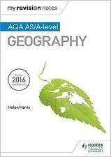 My Revision Notes: AQA AS/A-level Geography by Helen Harris (Paperback, 2017)