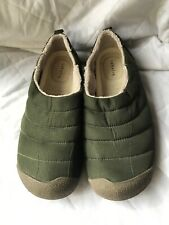 Sahalie Slip On Quilted Walking Slippers ToeSTERS  Forest 10.5