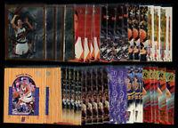 45- 1996-97 Steve Nash Rookie Lot Fleer Ultra Skybox Topps Finest TSC UD3 Hoops
