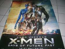 "AFFICHE CINEMA 120x160 *X MEN,DAYS OF FUTURE PAST"""