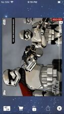 Topps Star Wars Digital Card Trader FA Stormtrooper Concept Art Insert