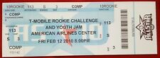 2010 NBA ALL-STAR ROOKIE CHALLENGE TICKET American Airlines Cnter DALLAS 2/12/10