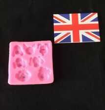 Silicone Dog Mould For Cake Decorating