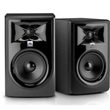 "JBL 305P MkII Powered 5"" Two-Way Studio Monitor, Pair"