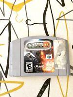 Asteroids  Hyper 64 N64 Nintendo 64 Game Cartridge Only