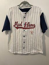 Mud Hens Toledo Badger jersey Vintage Size L