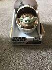 🔥 NEW Mandalorian Baby Yoda Star Wars The Child Radio Remote Control Pram Pod🔥