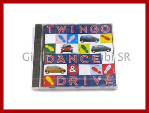 Cd Audio Anni 90 Renault Twingo Dance & Drive Promo