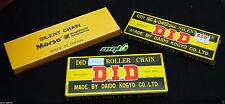 SUZUKI DR 125 S/SE - Chain distribution DID (or MORSE) - 68138098