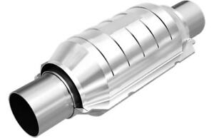 """MagnaFlow SS OEM GRADE 2""""IN/OUT CATALYTIC CONVERTER FOR UNIVERSAL #51204"""