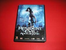 "DVD,""RESIDENT EVIL,APOCALYPSE"",milla jovovich,etc,(707)"