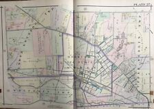 1916 Montgomery Co., Pa, Ambler, Whitpain, Lower Gwynedd, Upper Dublin Atlas Map