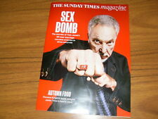 Tom Jones Times interview.Ian Fleming.Bond Girls. UK magazine 4.10.15
