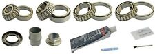Axle Differential Bearing and Seal Kit Rear SKF SDK355
