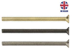 M3.5 x 50mm Flat-Head Countersunk Electrical Socket Screws