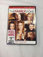 The Family Stone (DVD, 2006, Rental Ready)