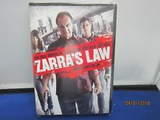 Zarra's Law (DVD, 2015) NEW Family is Above the law. Super fast shipping