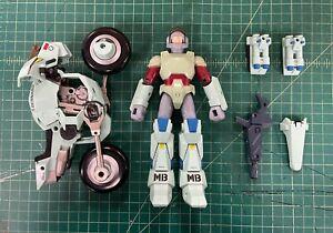 Vintage Gakken Mospeada Scott Bernard Ride Armor ( Robotech Cyclone Rider )