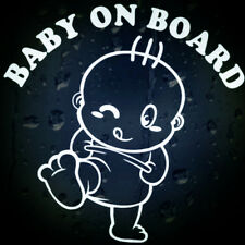 HOT Baby on Board Vinyl in Car Graphics Window Vehicle Sticker Decal Decor Auto