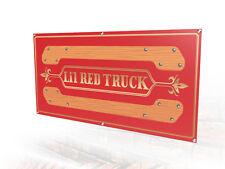 1978 Dodge Lil' Red Express Truck Garage Shop Banner Tribute Mopar