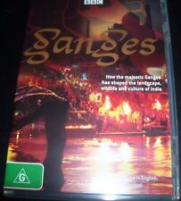 Ganges BBC DVD (Australia Region 4) DVD – Like New