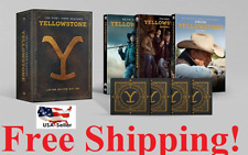 Yellowstone : Complete Series Seasons 1-3 DVD Limited Edition Gift Set Brand New