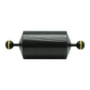 "Seafrogs GA-11 D80mm/10"" /900G Carbon Fiber Underwater Float Arm For Video Light"