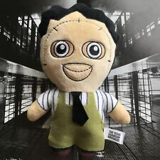 Kidrobot NECA The Texas Chainsaw Massacre Collection Soft Plush Doll Toy C3