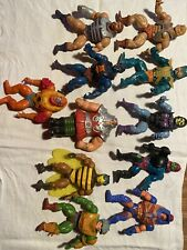 Masters Of The universe He-Man Lot