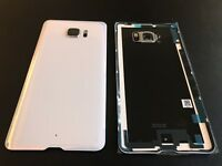 Original Akkudeckel Backcover HTC U Ultra Ice White Weiß Neu inkl. Aufkl. & CE
