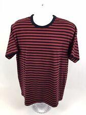 Men's Vintage J.Crew Short Sleeve Striped T-Shirt Size Large