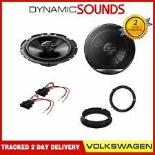 """Pioneer 6.5"""" Front Door Speakers Upgrade Kit for Volkswagen UP 2011 - 2014"""