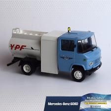 Mercedes-Bens 608D (1973) Cisterna Aeronáutica YPF Autos de Servicio Argentina
