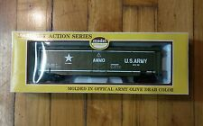 Ho Scale Military Action Series by Model Power - Exploding Box Car