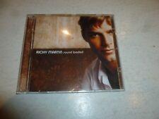 RICKY MARTIN - Sound Loaded - 2000 UK Columbia 15-track CD