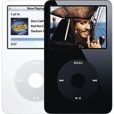 Apple iPod Classic 5th, 6th, 7th Generation - Used - 30GB 60GB 80GB 120GB 160GB